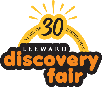 Discovery Fair 30th Celebration logo