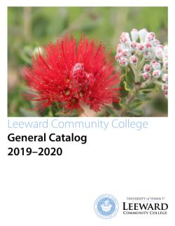 Catalog 2019-2020 cover image
