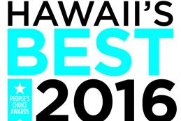 First Place logo, Hawaii's Best Award, Star Advertiser