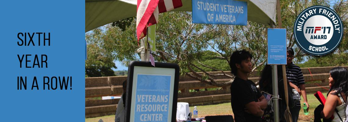 Student Veteran Club at College Bash