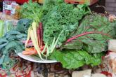 farm fresh vegatables