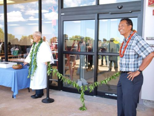 Blessing of the Learning Commons