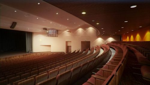 Theatre renovation