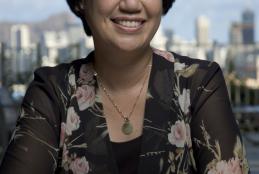 Author Ann Inoshita