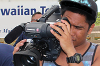 TV Pro Student with camera